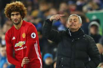 Mourinho blames ugly Everton football for Fellaini howler