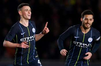 Foden living the Man City dream as he learns from Silva and Kompany