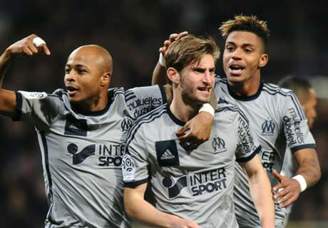 Report: Toulouse 1-6 Marseille