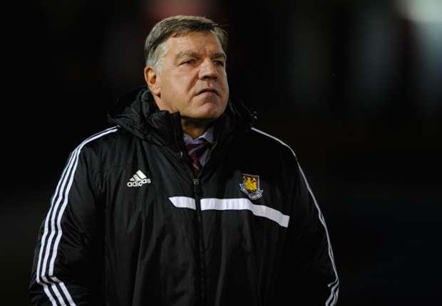 Allardyce pleased with West Ham backing