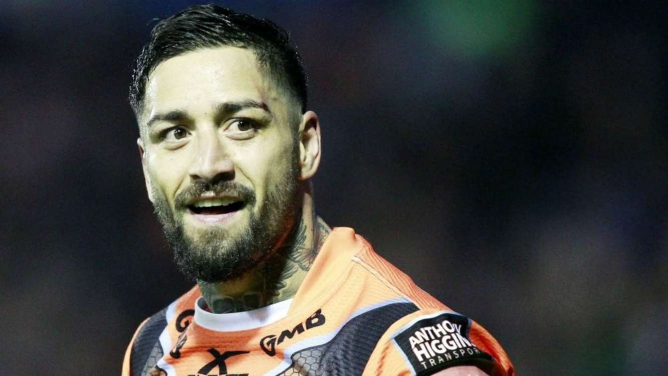 Chase departs Tigers for Widnes loan