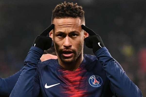 Neymar makes return from injury as substitute against Monaco