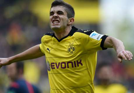 Pulisic delighted with first goal