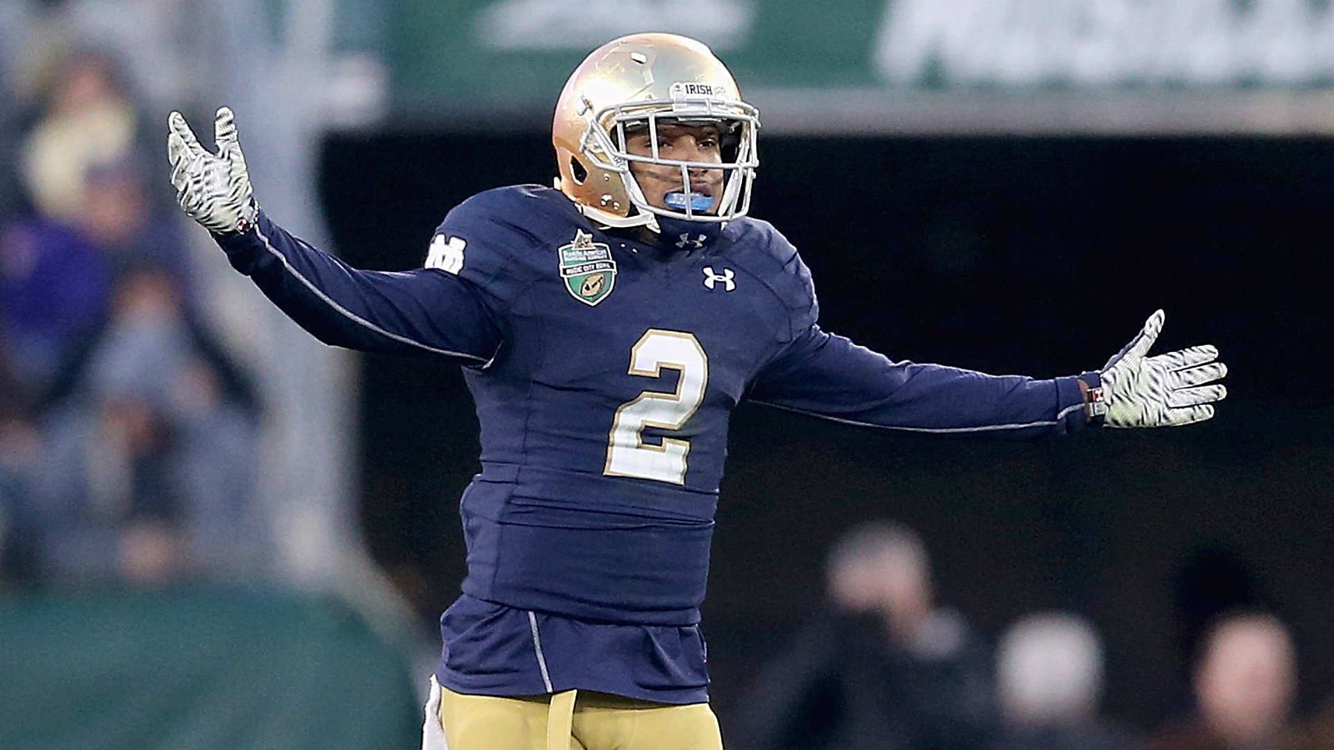 Cody Riggs hoping to shine at Notre Dame's pro day