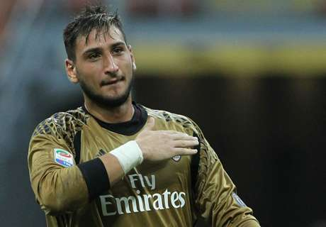 Donnarumma eyes Milan captaincy
