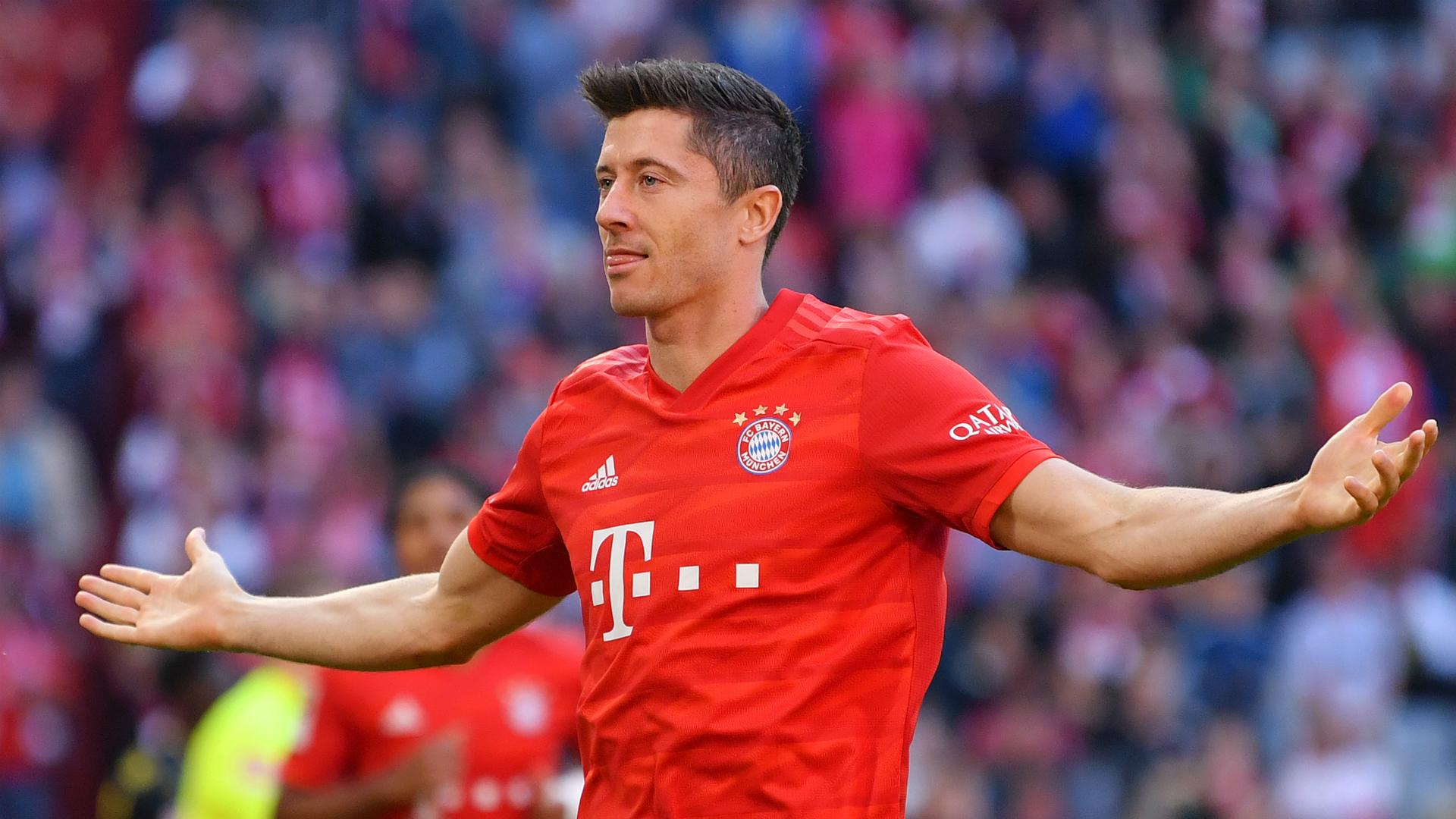 Bayern Munich 4-0 Cologne: Lewandowski scores two more as Coutinho opens account