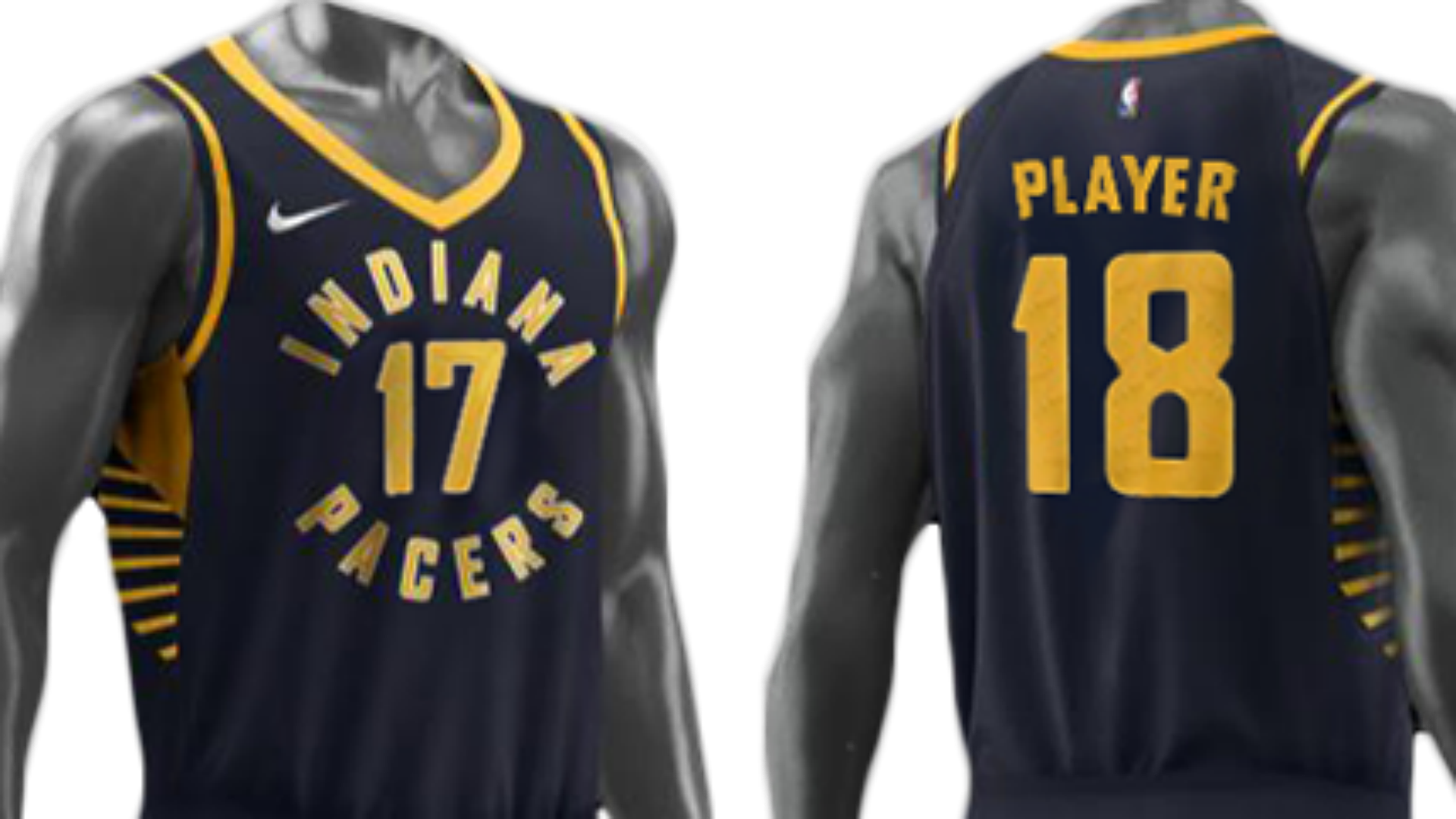 76477516d Pacers unveil sweet new uniforms