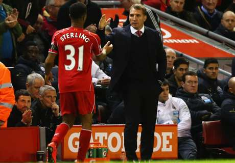 Rodgers denies Sterling falling out
