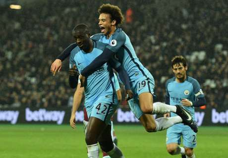'Uncle' Toure uncertain on future