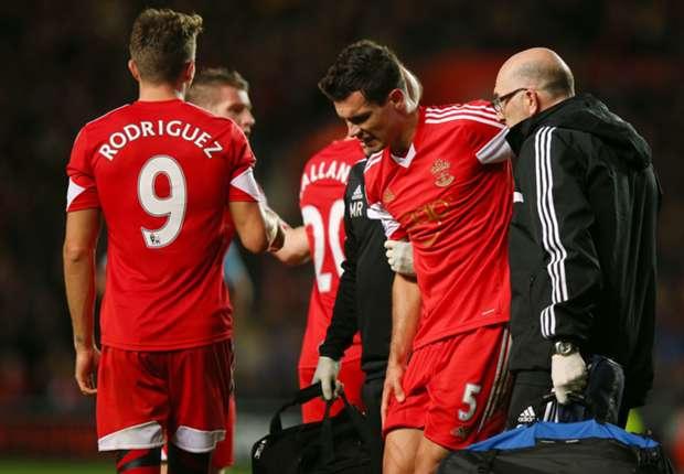 Southampton's mounting injury list concerns Pochettino