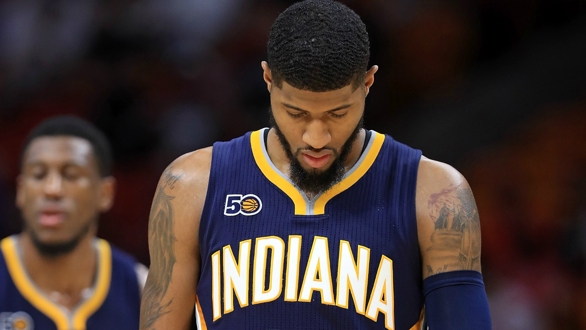 Paul George: Lance Stephenson Must 'Learn to Control Himself'