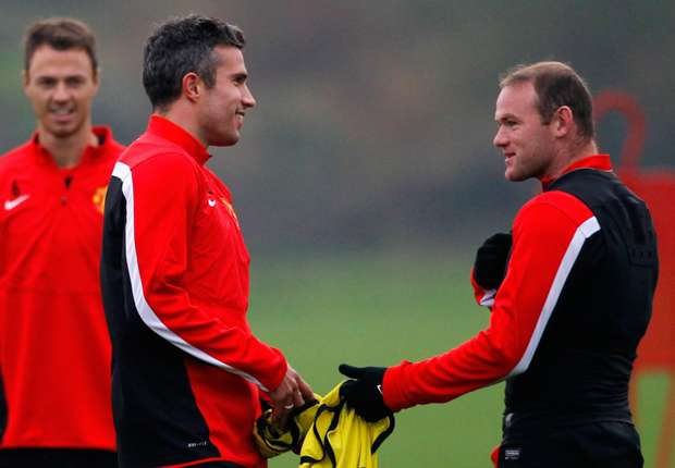 Rooney and Van Persie could return for Manchester United against Cardiff