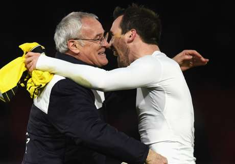 Fuchs: We didn't want Ranieri gone