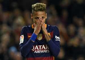 Barcelona attacker Neymar