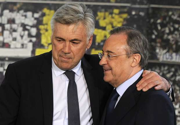 'I really can't understand this' - Ancelotti criticises Madrid president Perez
