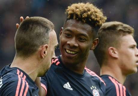 RATINGS: Stuttgart 1-3 Bayern Munich