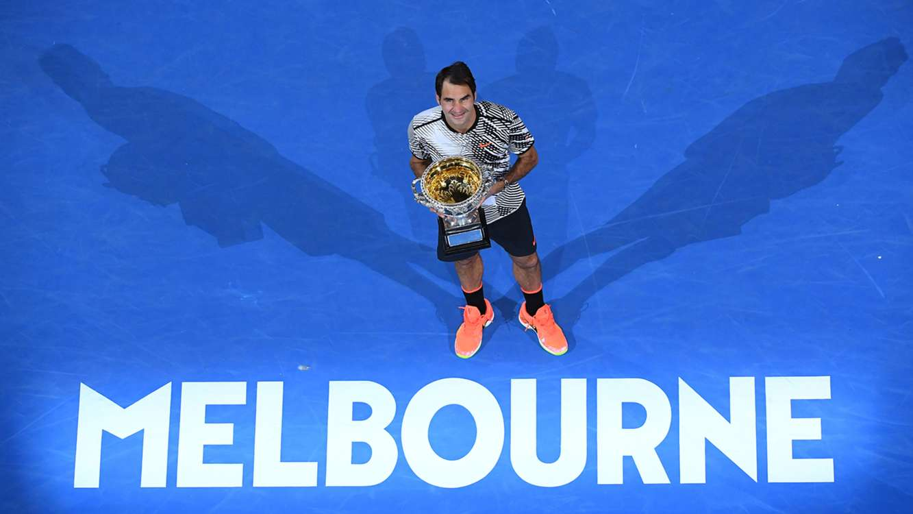 Federer's Australian Open win ends greatest-ever debate