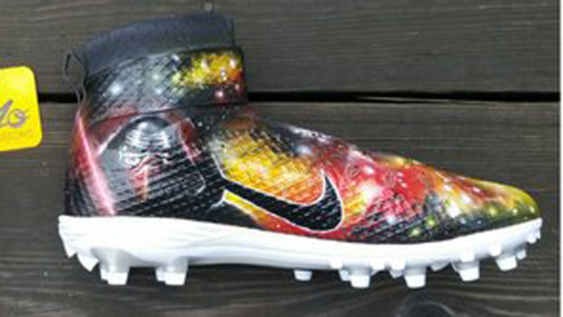 Redskins\' Ricky Jean Francois to rock Star Wars cleats vs. Eagles ...