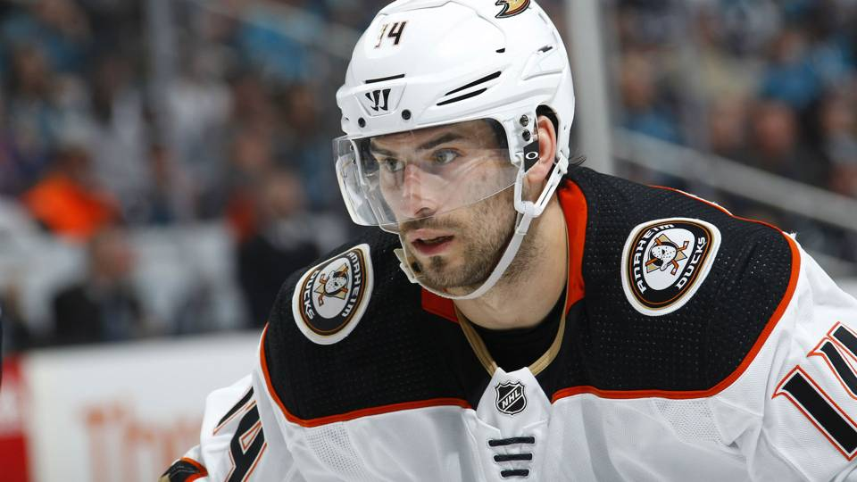 NHL free agency 2018: Ducks sign Adam Henrique to 5-year extension