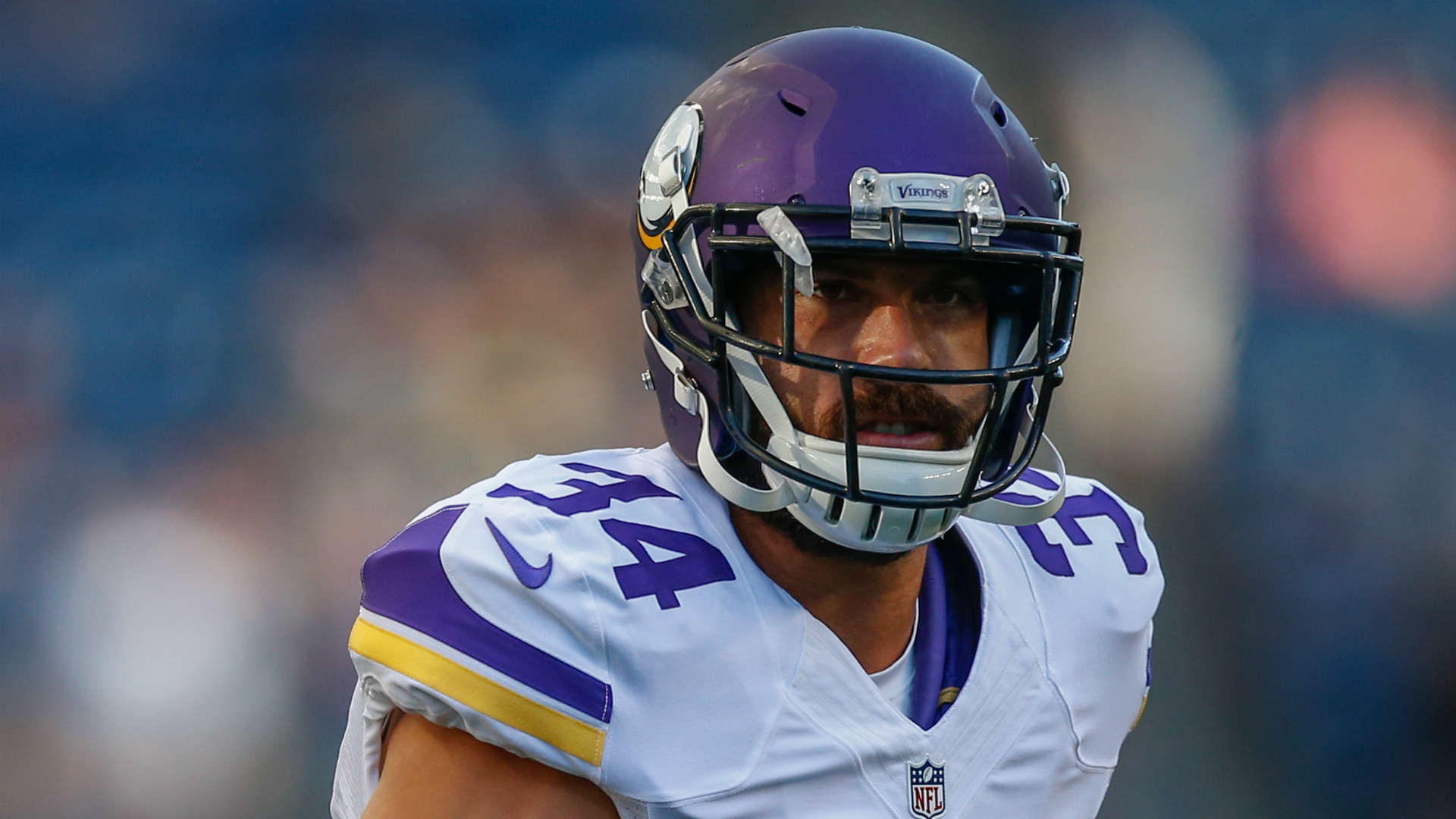 Vikings safety Andrew Sendejo suspended for hit on Mike Wallace