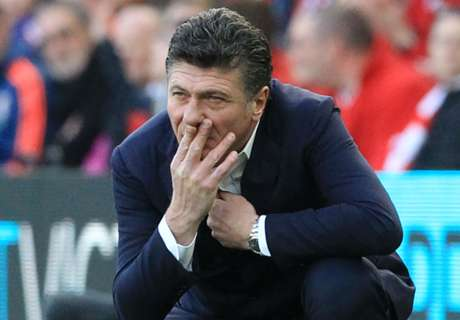 Mazzarri critical of penalty calls