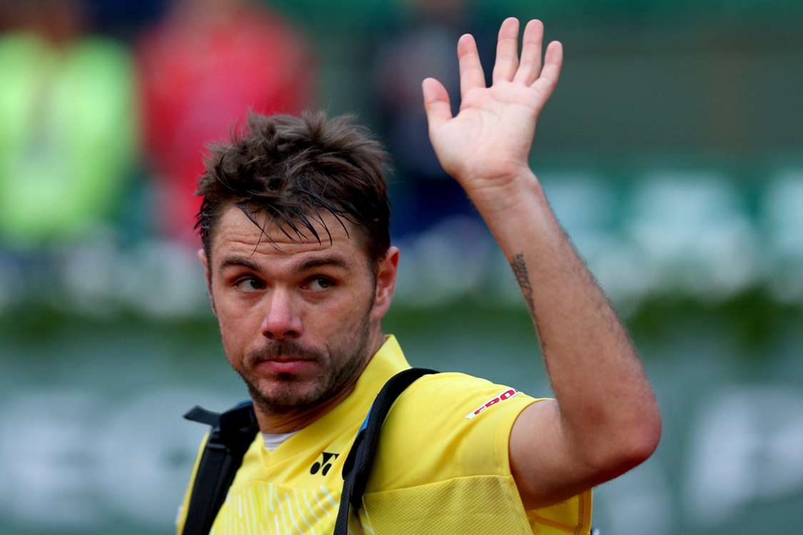 Wawrinka, Nishikori suffer first-round shocks