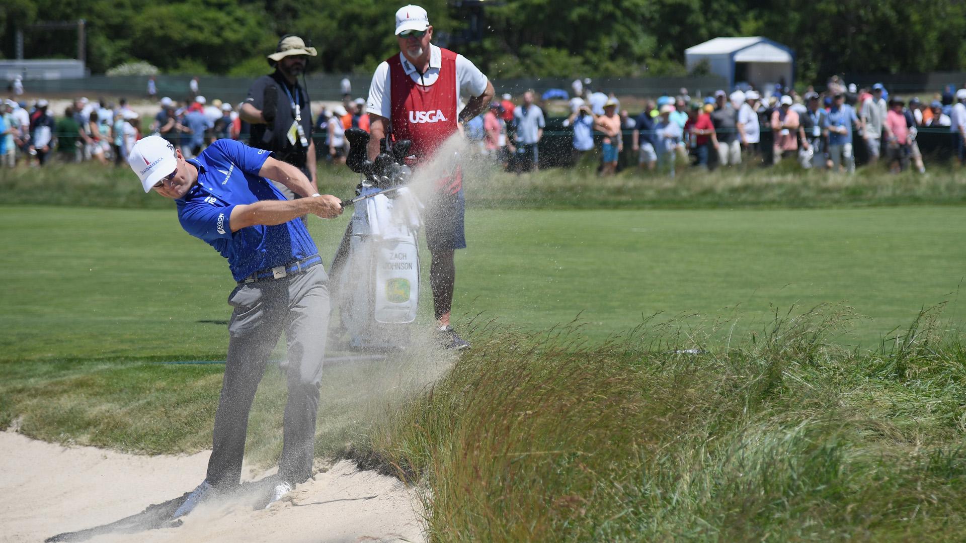 U.S. Open 2018: Zach Johnson says USGA has 'lost the course'