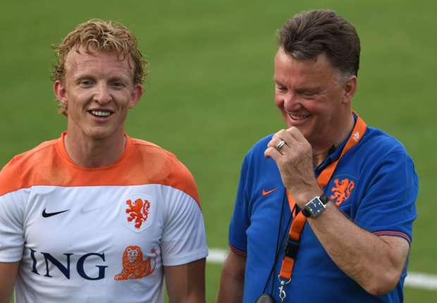 Netherlands believe in Van Gaal - Kuyt
