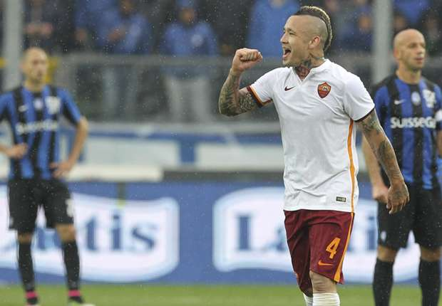 I want to stay at Roma, insists Nainggolan