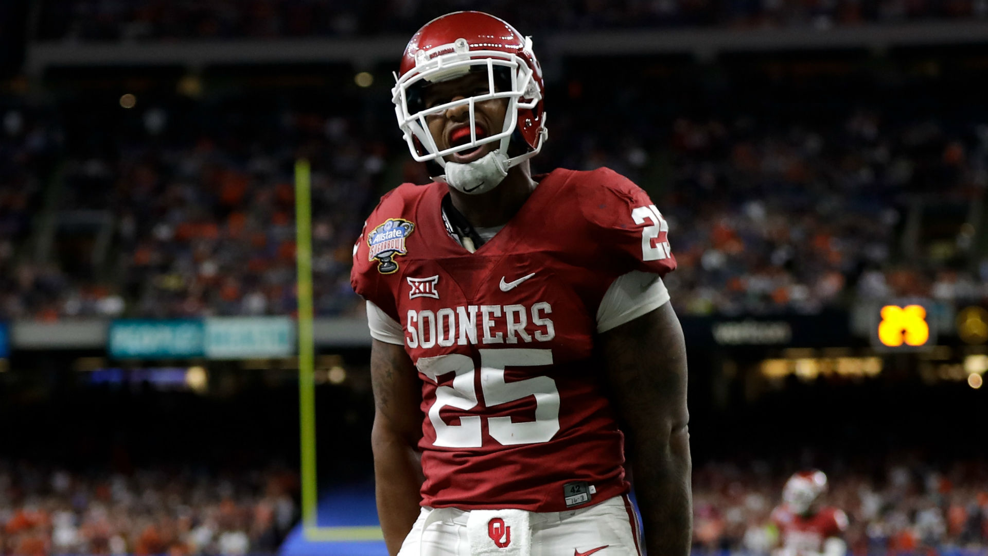 Oklahoma RB Joe Mixon declaring for National Football League  draft