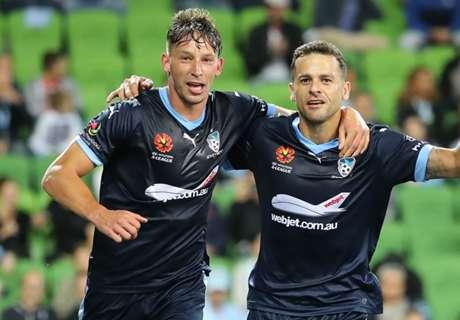 Bobo double sees Sydney past City