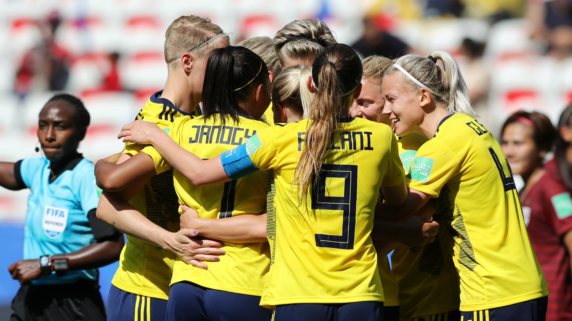 Women's World Cup 2019: Sweden to change tactics for USA match