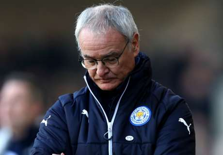 Ranieri sacked by Leicester City