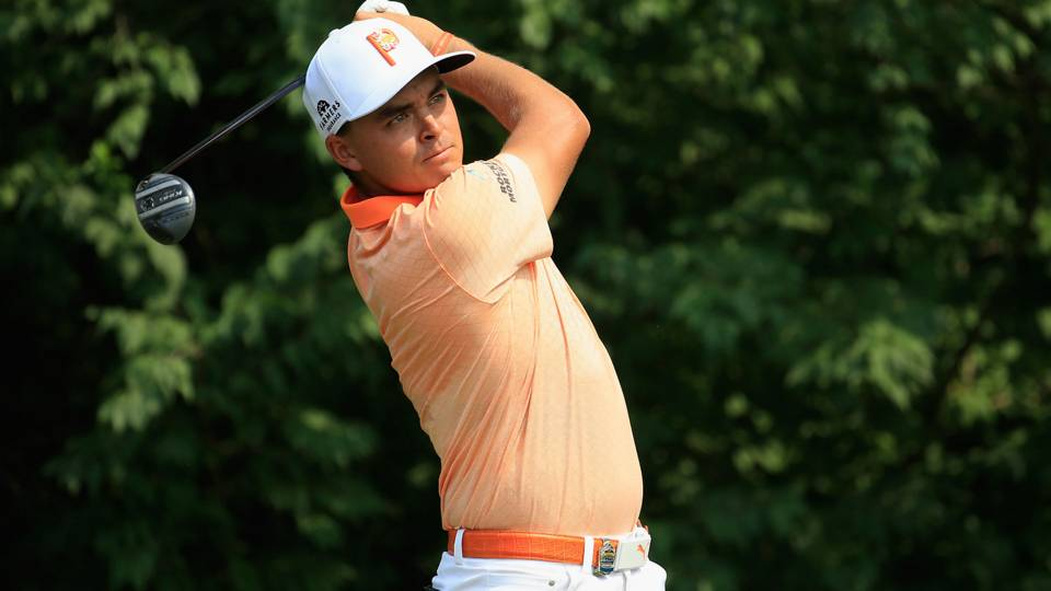 Rickie Fowler withdraws from PGA Tour's first playoff event
