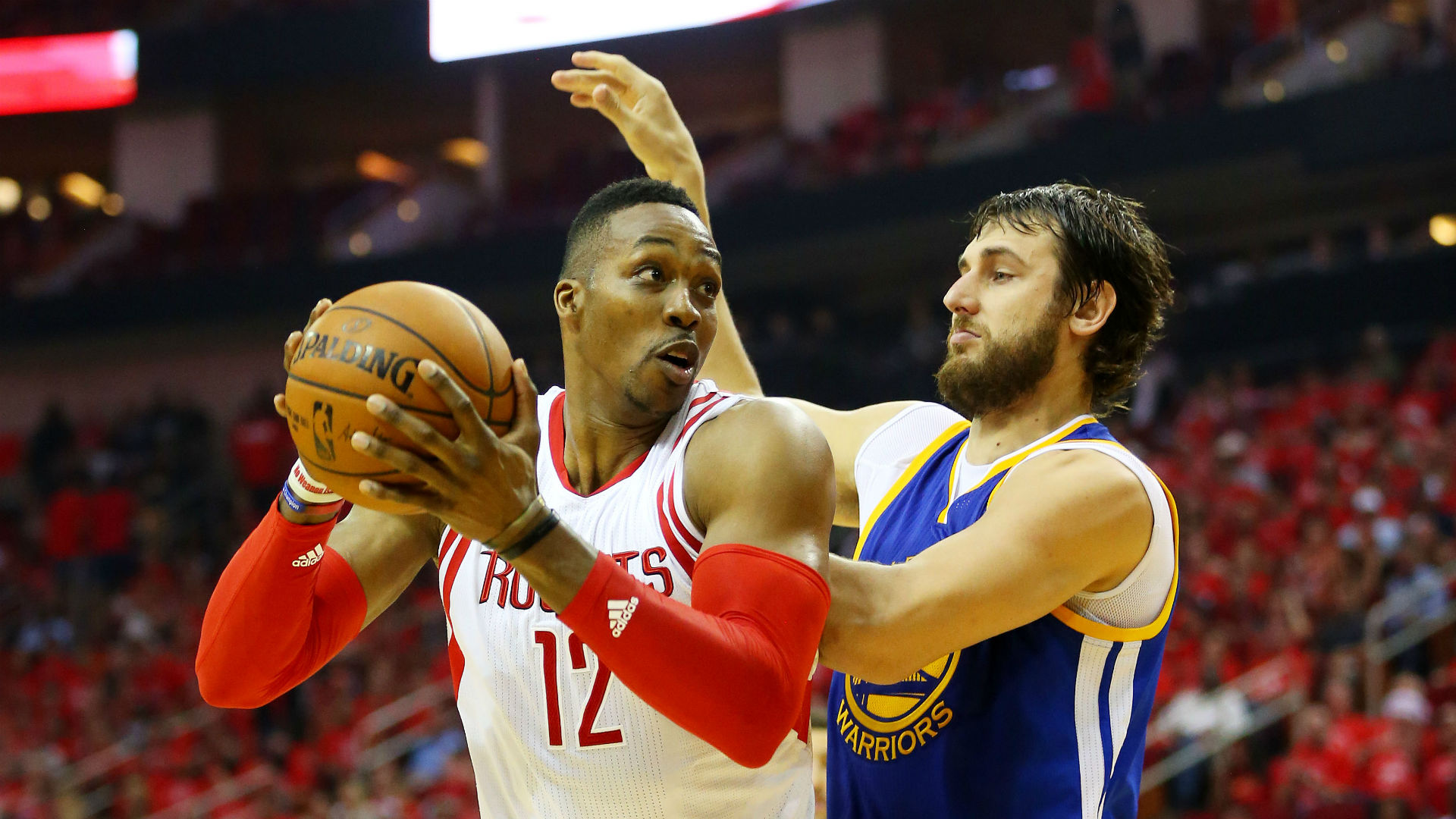 NBA says Dwight Howard's contact was 'unnecessary' but not 'excessive'