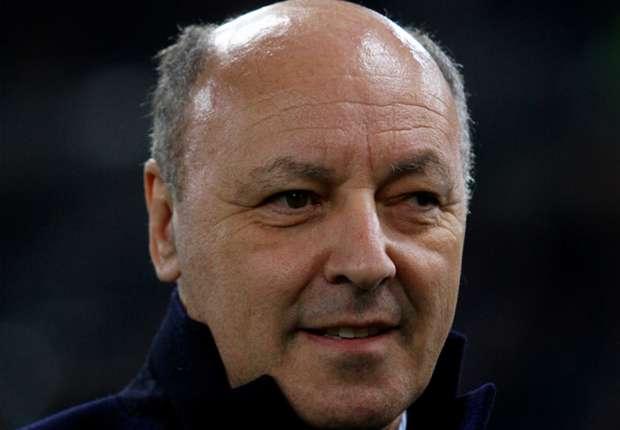 Beppe Marotta stigmatizza l'agguato dei tifosi del Catania al pullman della Juventus