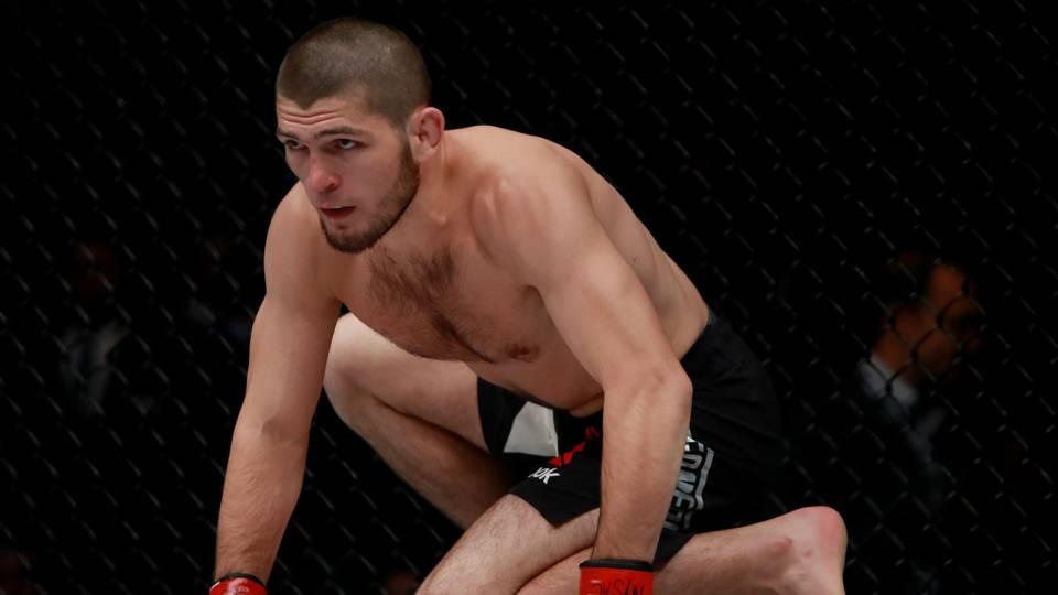 Khabib Nurmagomedov slams Conor McGregor ahead of UFC 229 press conference