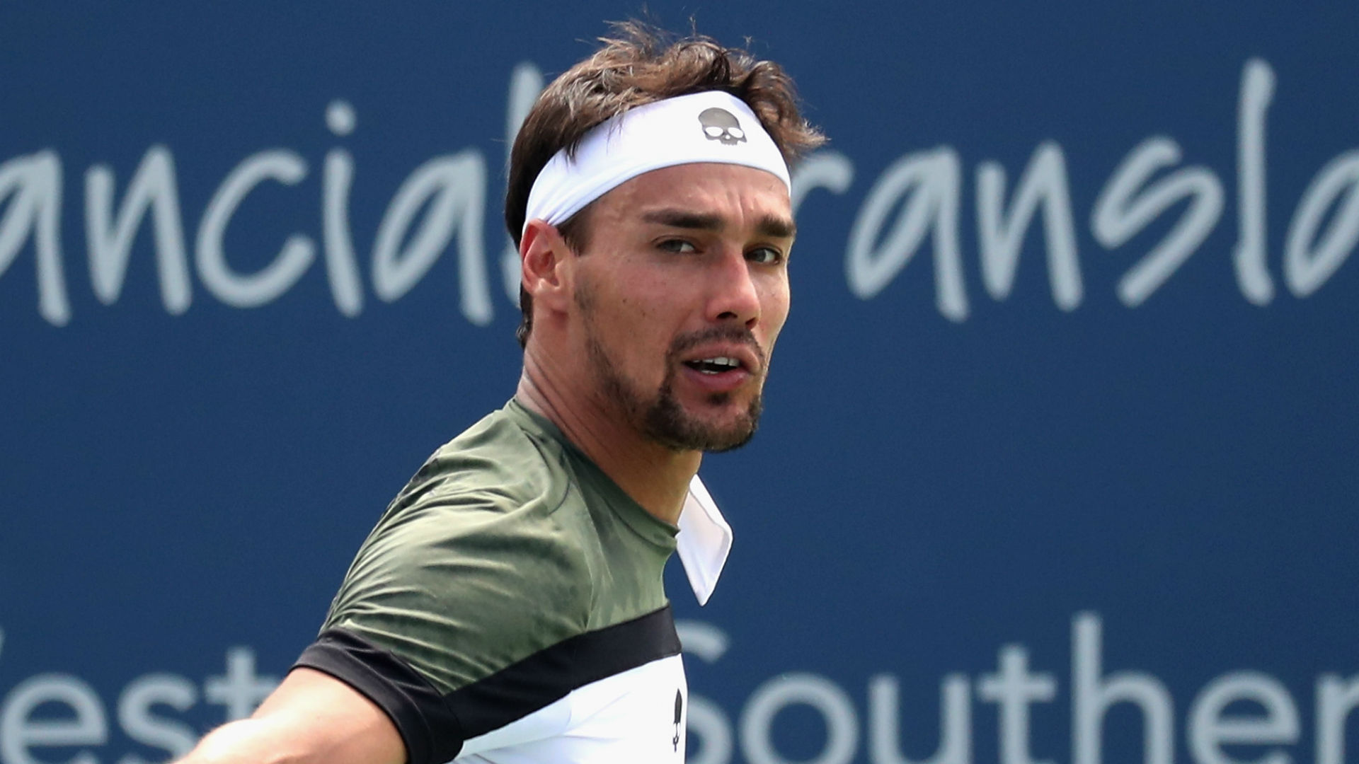 Fabio Fognini kicked out of US Open for abusing umpire