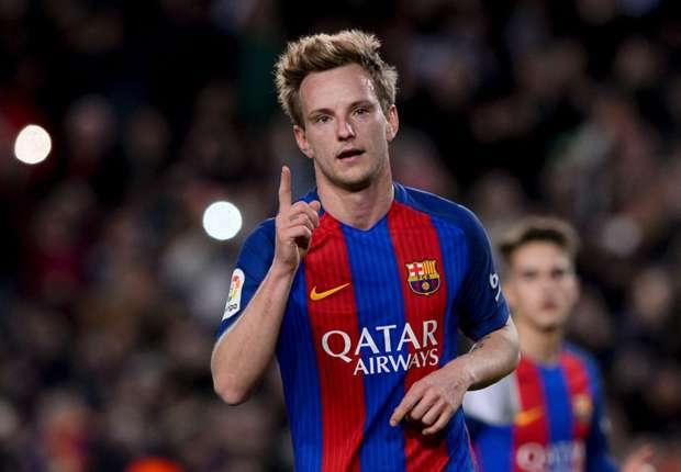 Rakitic returns to Barcelona squad amid Manchester City rumours