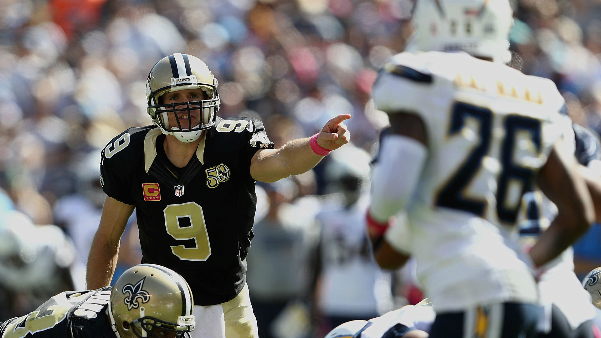 Drew Brees secures triumphant return to San Diego with eback