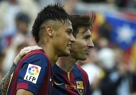 As pedras no caminho de Neymar