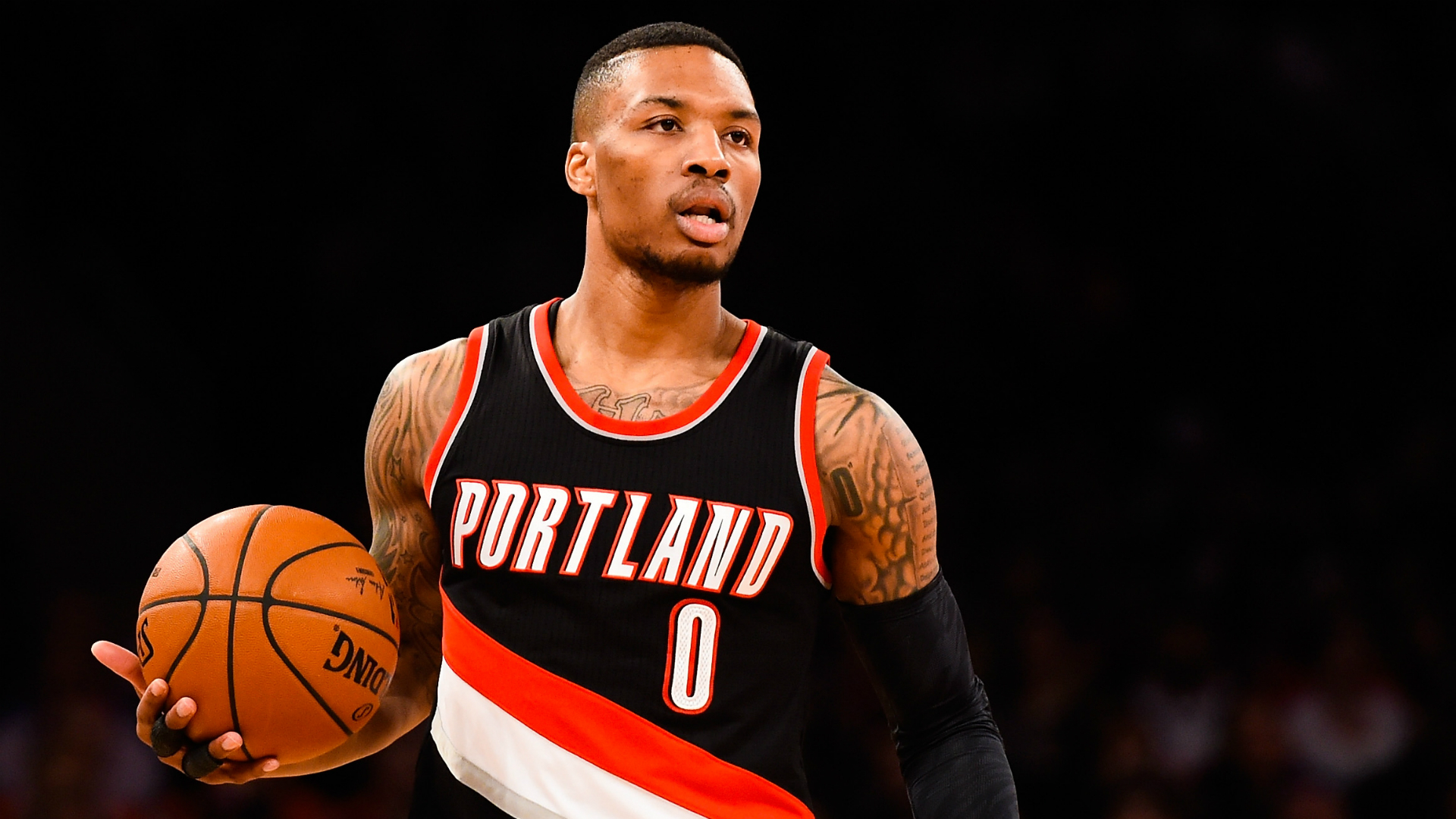 Lillard Calls Out Lakers' D'Angelo Russell
