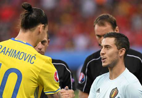 Hazard: Ibrahimovic not done yet