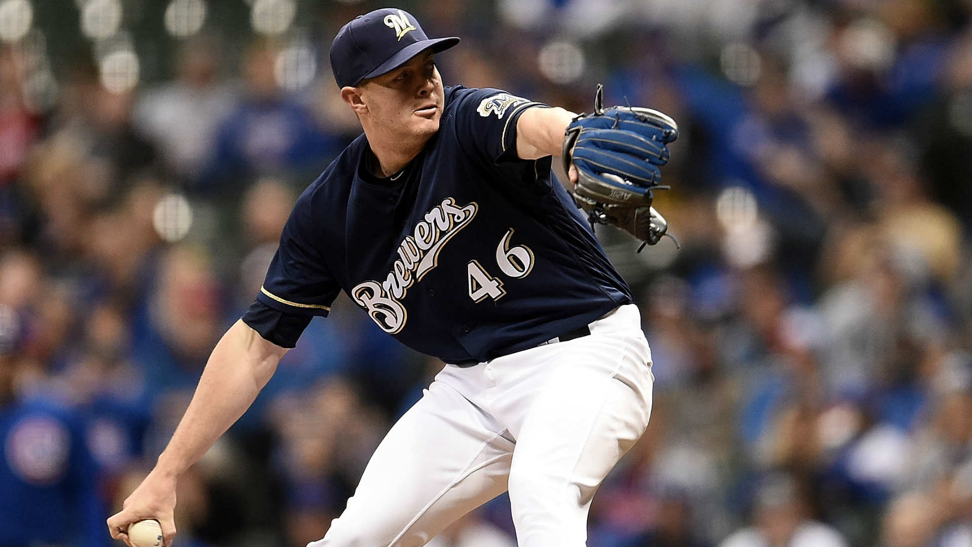 Corey Knebel injury update: Brewers reliever's elbow woes could open door for Craig Kimbrel