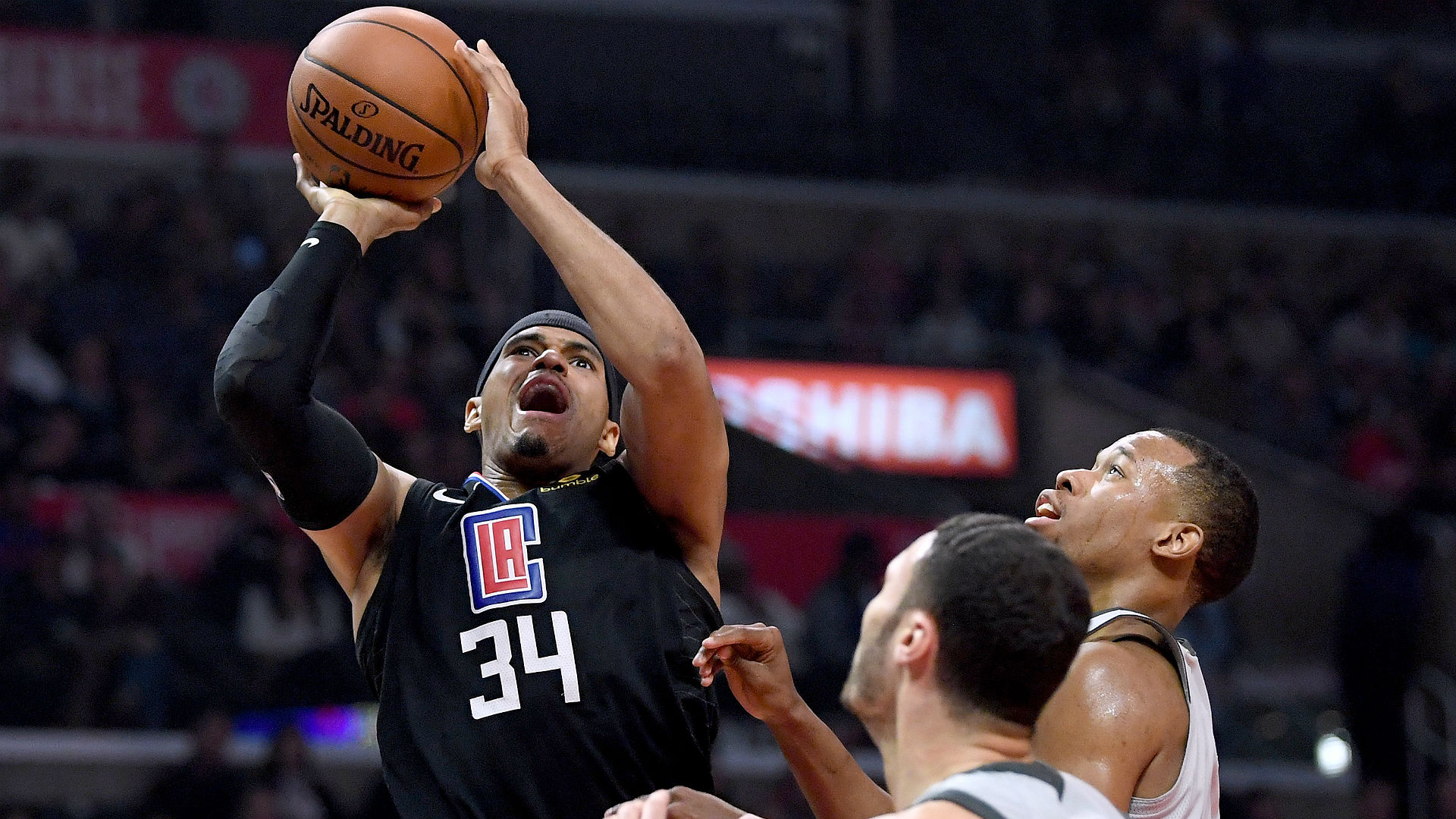 Tobias Harris turned down $80 million extension with Clippers