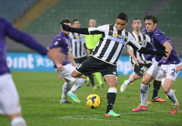 Fiorentina-Udinese Preview: Montella's men must overturn single-goal deficit to reach Coppa final