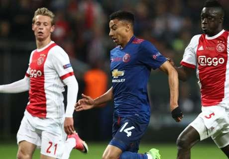 Lingard eyes PL title for Man Utd