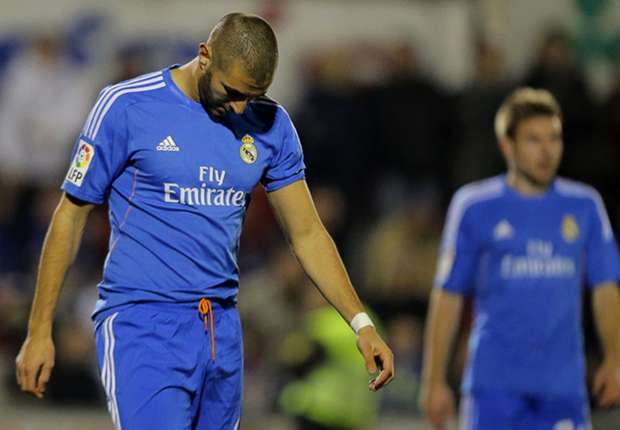 Olimpic Xativa 0-0 Real Madrid: Blancos left blunt by absences of Bale & Ronaldo