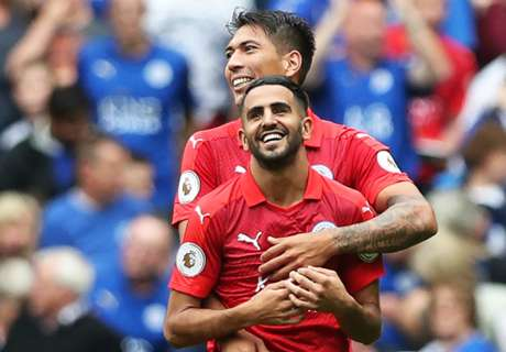 Ranieri 'confident' of Mahrez stay
