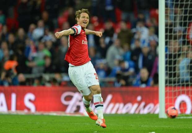 Kallstrom hopeful of Arsenal stay